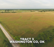 Building Site Potential Near Tulsa With Utilities At Road