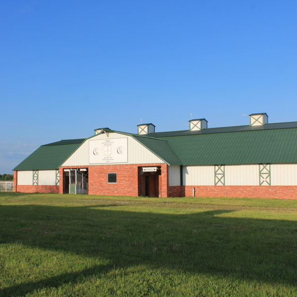 Cole Sand Creek Ranch Auction Barn And Acreage