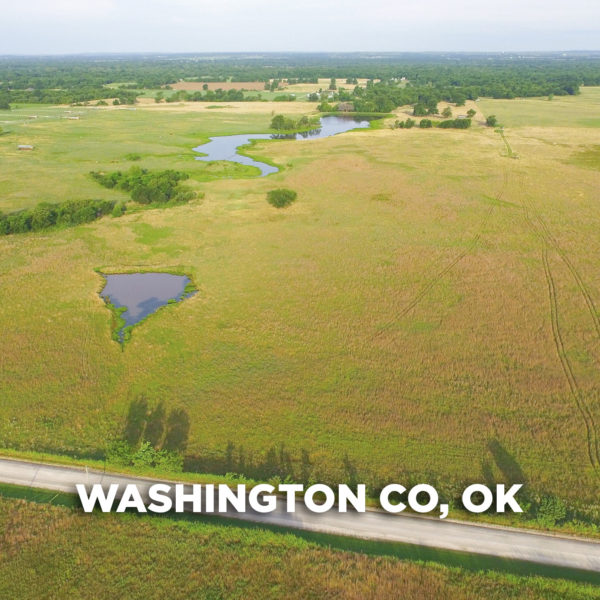 Country Building Sites On Rolling Acreage Near Tulsa
