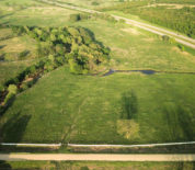 Hay Ground, Ponds And I-40 Frontage