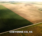Highly Productive Cropland In Northwest Kansas