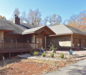 Home And Acreage On Bull Shoals Lake Near Yellville