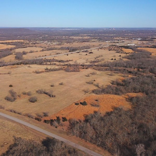 Multi-Use Cattle, Hay, Hunting And Building Property On Highway 75 Near Bartlesville