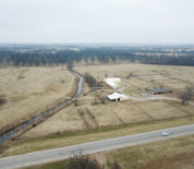 Small Acreage With Home And Barns Near Bixby