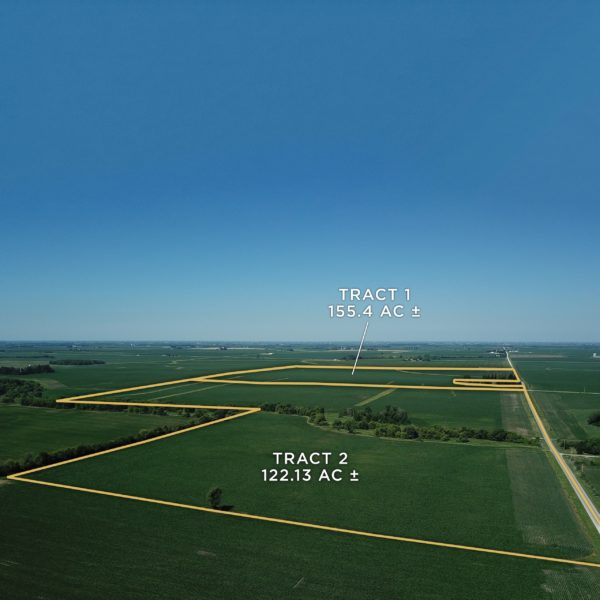 Productive Farm With Mostly Tillable Acreage