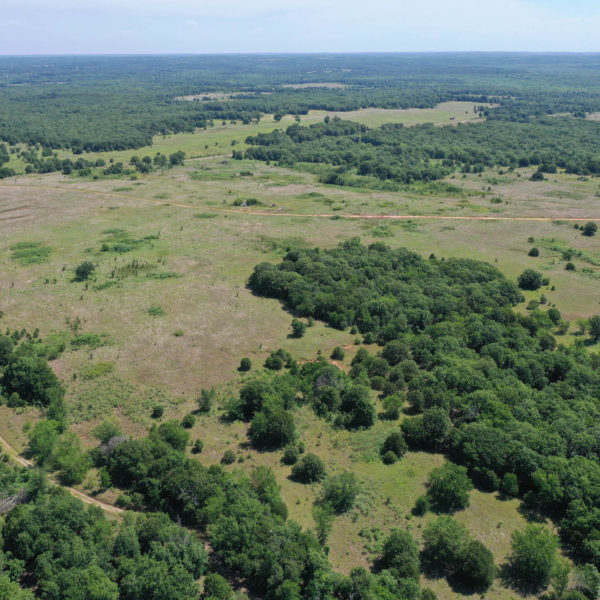 Quiver Ranch Hunting Tract Bordering Deep Fork WMA