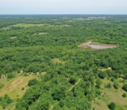 Quiver Ranch Tract Near Deep Fork River With Great Hunting