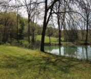 Recreational Property With Home And Pond In North Central OH