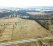 Small Tract With Highway Frontage Near Bixby