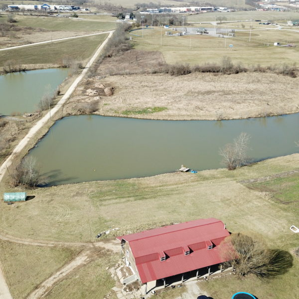 Tillable & Recreational Property With Home In Maysville