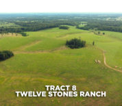 Twelve Stones Ranch Beautiful Pasture Tract