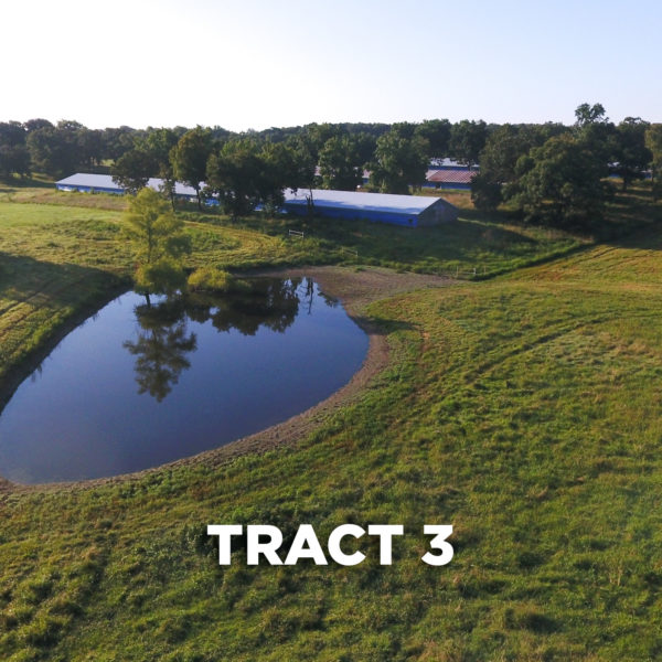 Twelve Stones Ranch Cattle Pasture And Hay Production Tract