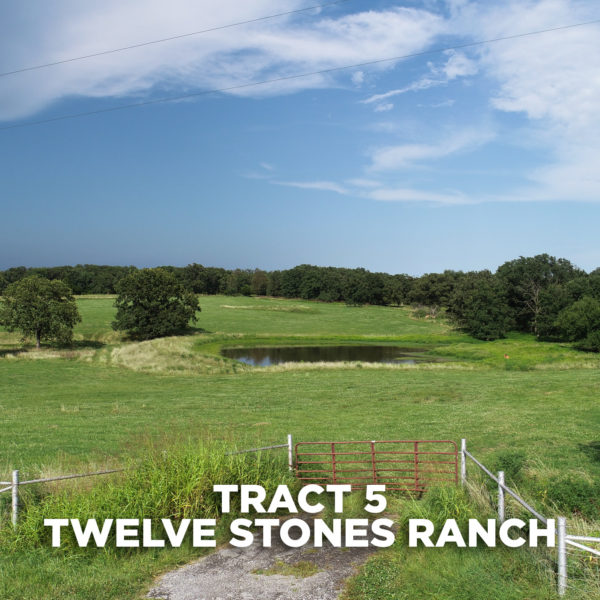 Twelve Stones Ranch Hay, Pasture And Hunting Land