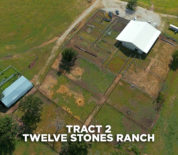 Twelve Stones Ranch Pasture And Cattle Operation Facilities